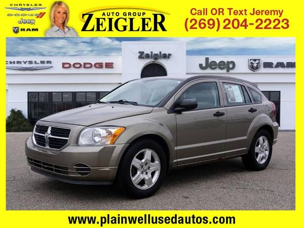 Photo 2008 Dodge Caliber SXT - $4,900 (_Dodge_ _Caliber_ _Sedan_)