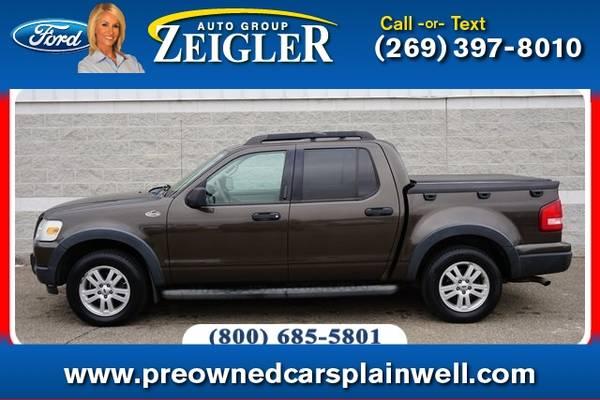 Photo 2008 Ford Explorer Sport Trac XLT - $11,770 (_Ford_ _Explorer Sport Trac_ _SUV_)