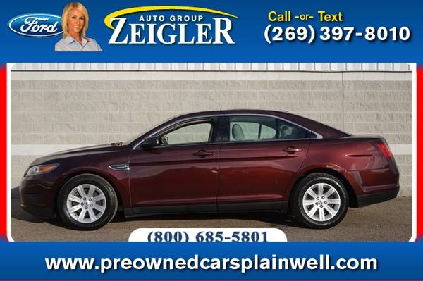 Photo 2012 Ford Taurus SE - $13660 (_Ford_ _Taurus_ _Sedan_)
