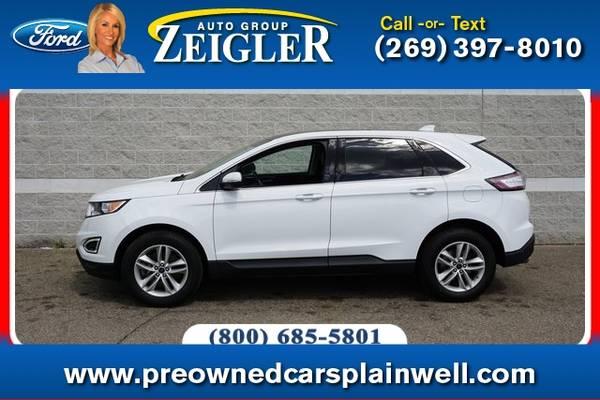Photo 2016 Ford Edge SEL Tech Pkg - $26,500 (_Ford_ _Edge_ _SUV_)