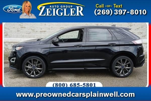 Photo 2016 Ford Edge Sport - $29,950 (_Ford_ _Edge_ _SUV_)
