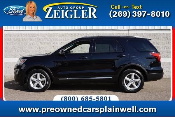 Photo 2016 Ford Explorer XLT - $23,333 (_Ford_ _Explorer_ _SUV_)
