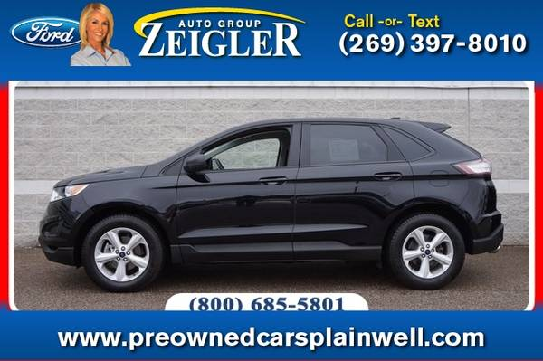 Photo 2017 Ford Edge SE - $19990 (_Ford_ _Edge_ _SUV_)