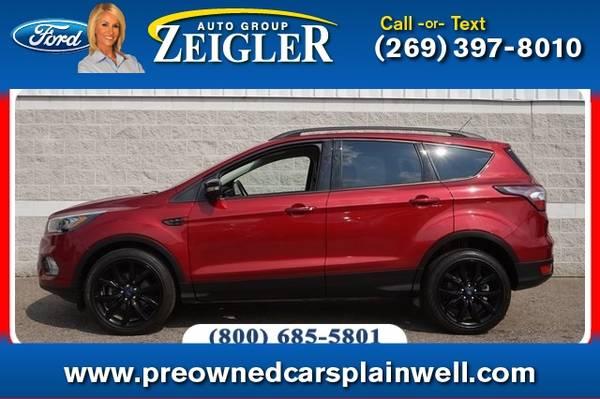 Photo 2017 Ford Escape Titanium Sport Pkg - $19,940 (_Ford_ _Escape_ _SUV_)