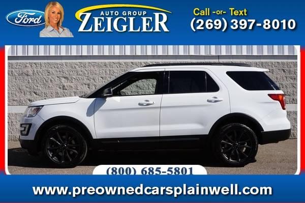 Photo 2017 Ford Explorer XLT Sport Pkg - $29,990 (_Ford_ _Explorer_ _SUV_)