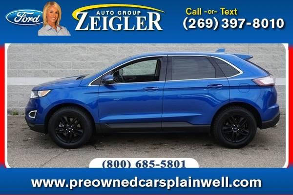 Photo 2018 Ford Edge SEL - $23,960 (_Ford_ _Edge_ _SUV_)