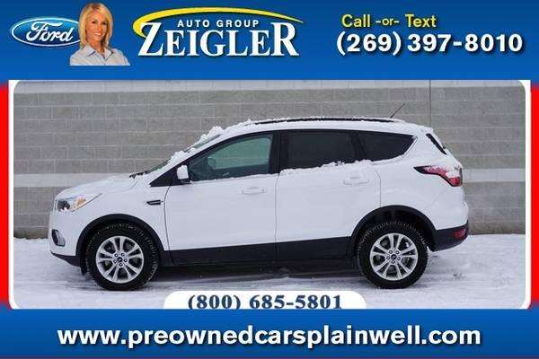 Photo 2018 Ford Escape SE - $17,220 (_Ford_ _Escape_ _SUV_)