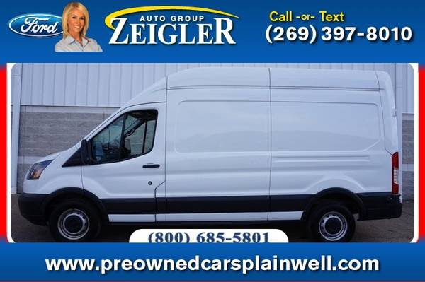 Photo 2018 Ford Transit Van Base - $31990 (_Ford_ _Transit Van_ _Van_)