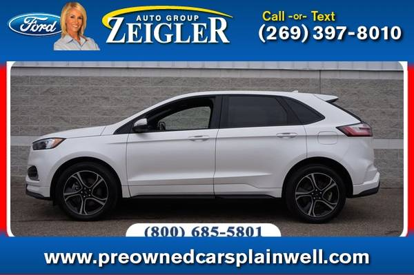 Photo 2019 Ford Edge ST - $28990 (_Ford_ _Edge_ _SUV_)