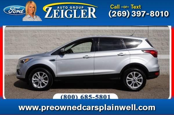 Photo 2019 Ford Escape SE - $18,910 (_Ford_ _Escape_ _SUV_)