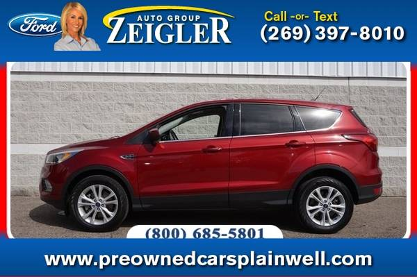Photo 2019 Ford Escape SE - $23,500 (_Ford_ _Escape_ _SUV_)