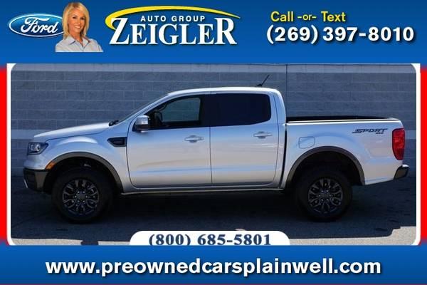 Photo 2019 Ford Ranger Lariat Sport Tech Pkg - $39,660 (_Ford_ _Ranger_ _Truck_)