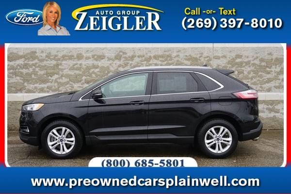 Photo 2020 Ford Edge SEL - $29,570 (_Ford_ _Edge_ _SUV_)