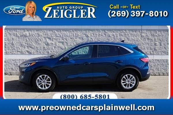 Photo 2020 Ford Escape SE - $21,980 (_Ford_ _Escape_ _SUV_)