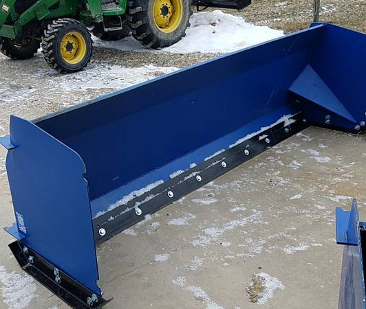 Photo Misc Universal Skid Steer Snow Pushers - $850 (Holland)