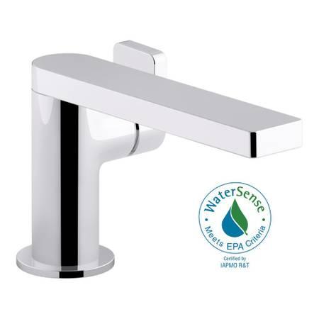 Photo New Kohler Bathroom Faucet Polished Chrome 65 Off - $150 (Bass Lake)