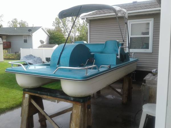 Photo Paddle Boat. Sale Pending - $500 (Holland)