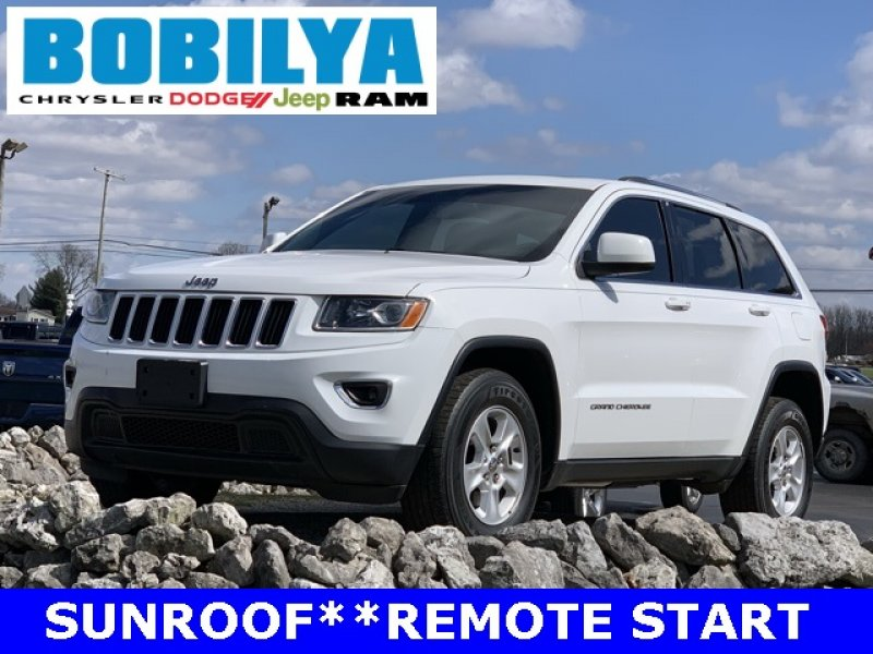 Photo Used 2015 Jeep Grand Cherokee Laredo for sale