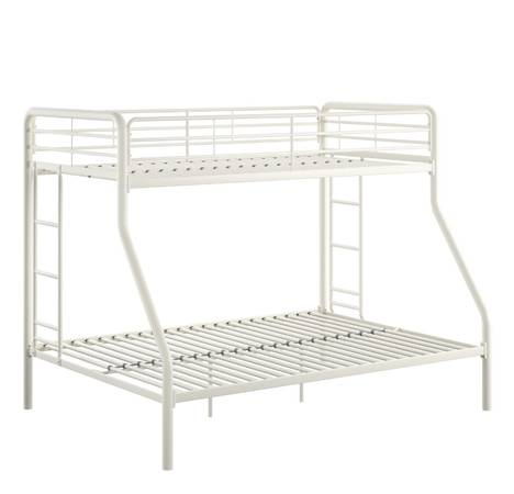 Photo White Twin Over Full Bunkbed - $50 (Holland southside)