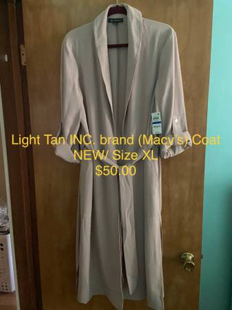 Photo Womens Inc. Brand (Macys) hooded coat - $50 (Holland)