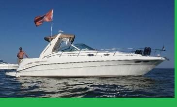 Photo ..... 2000 Sea Ray 340 Sundancer ..... - $31,000 (muskegon)