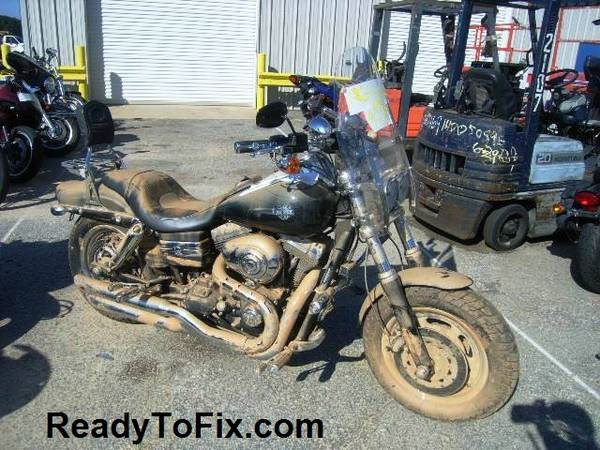 Photo 2019 Harley Road Glide - Needs Work - Repairable Harley Motorcycles - $3,500 (New Orleans Louisiana)