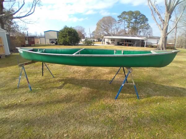 Photo Coleman Canoe 1739 - $250 (PLAQUEMINE)