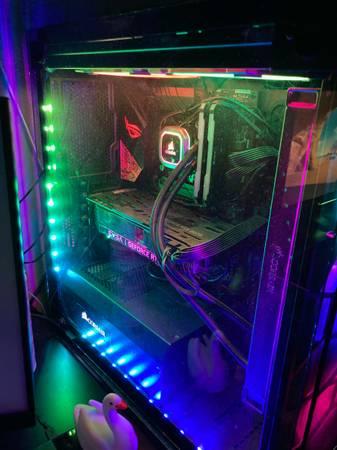 Photo Custom Built PC For Sale - $1,500 (Metairie)