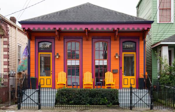 Photo Don39t miss this charming renovated Victorian in the red-hot Channel (New Orleans)