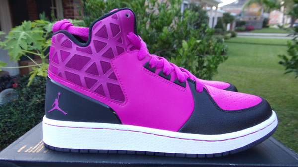 Photo JORDAN 1 FLIGHT 3 GG SIZE 7.5Y  WOMEN SIZE 9 NEW AND AUTHENTIC - $55 (metairie)