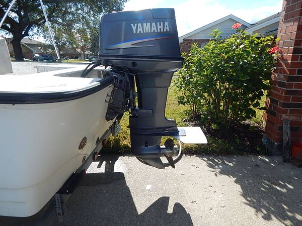 Photo REDUCED 90 HP YAMAHA 2007 LOW HR. 20quot SHAFT - $4,495 (GULFPORT MISSISSIPPI)