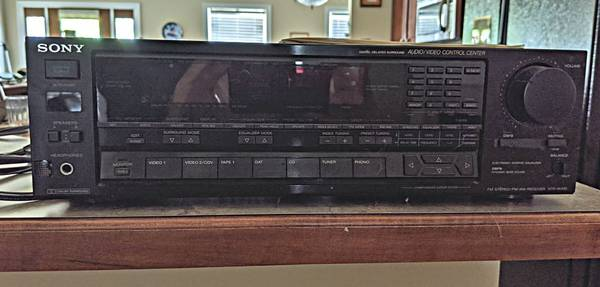 Photo Receiver - Sony STR AV910 - $95 (Bridge City)