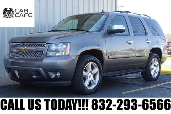 Photo 07 CHEVY TAHOE LTZ 4X4 NAVI SUNROOF CAPTAINS CHAIRS HEATED LEATHER DVD - $13895 (HOUSTON)