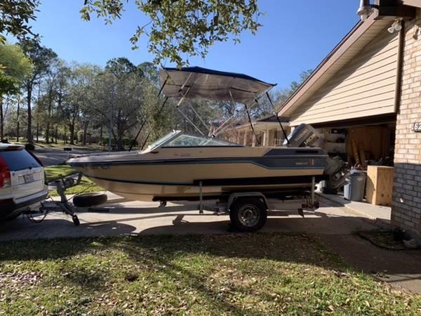 Photo 16 Wellcraft SkiFishing Boat w140 Suzuki Outboard - $2100 (Clear Lake)