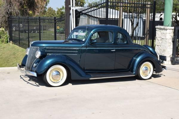 Photo 1936 FORD 5 WINDOW COUPE - $26,000 (Northwest Houston)