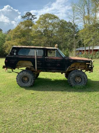 Photo 1979 Jeep Wagoneer OFFROAD Vehicle - $5000 (Cleveland)