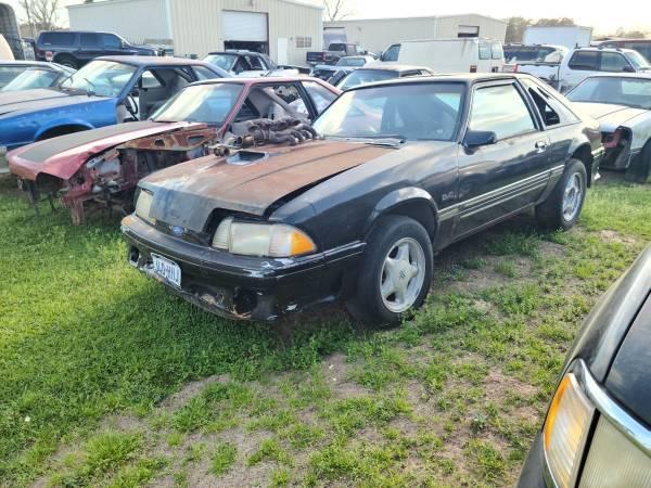Photo 1985-1993 Ford Mustang Parts - $1 (Pinehurst)