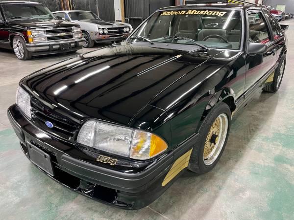Photo 1988 Ford Mustang Saleen  5.0  5 Speed  AC 161386 - $26,500 (Sherman)