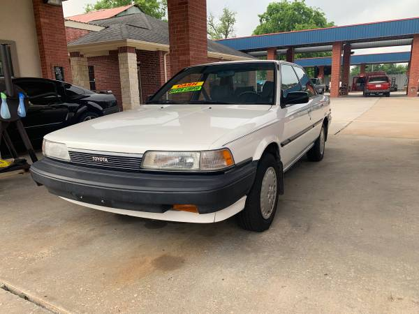 Photo 1990 Toyota Camry - $3495 (houston)
