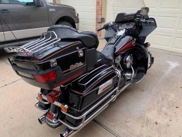 Photo 1993 Harley Davidson FLTC-Ultra Tour Glide - $5,900 (Fulshear)
