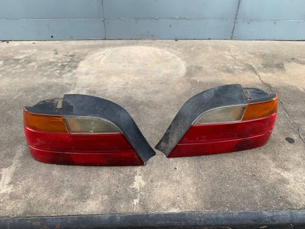 Photo 1995-2001 BMW 740 740i 740il 750il Tail lights - $120 (SE)
