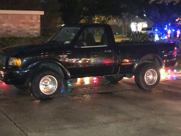 Photo 2003 Ford Ranger Edge - $3850 (Tom)