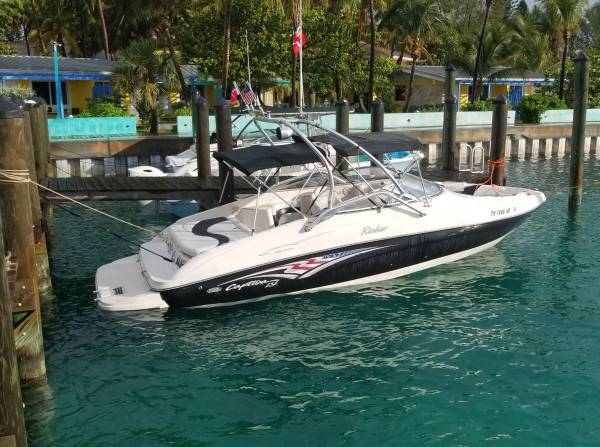 Photo 2005 Rinker Captiva 232 Bowrider Boat - $25,500 (Manvel)