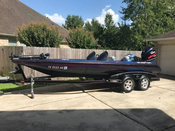 Photo 2006 Skeeter 20 I bass boat 225 hp Yamaha Vmax - $24,500