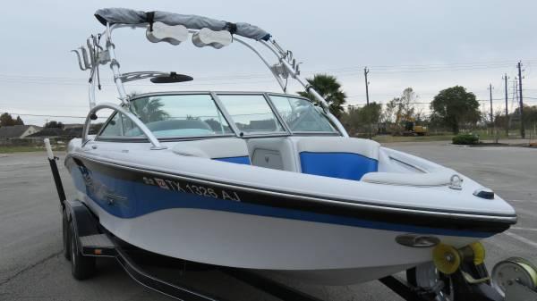 Photo 2007 Correct Craft Air Nautique SV-211 Team Edition Boat (SouthEast Houston)