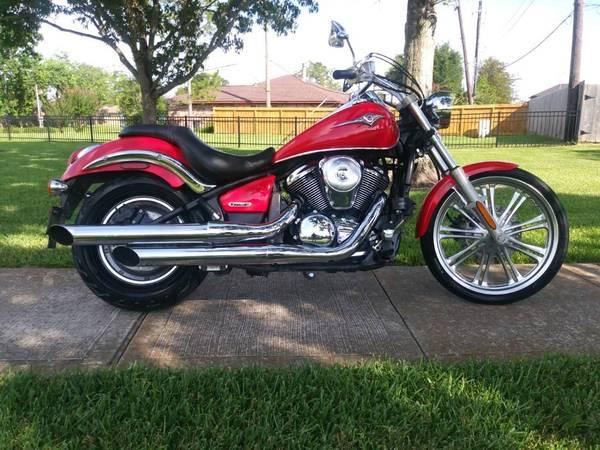 Photo 2008 Kawasaki Vulcan 900 - $3,500 (Friendswood , Tx)