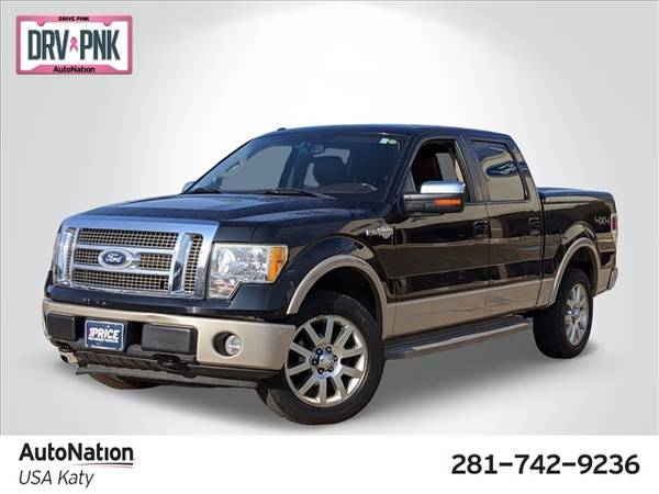 Photo 2010 Ford F-150 King Ranch 4x4 4WD Four Wheel Drive SKUAKE53646 - $16,983 (Is it still available Call 281-742-9236 TODAY)
