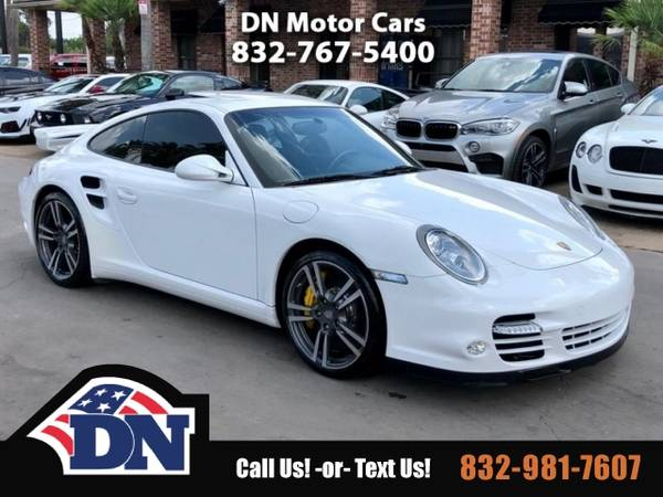Photo 2011 Porsche 911 Turbo S Aero Pkg Coupe 911 Porsche - $89995 (2011 Porsche 911 Turbo S Aero Pkg)