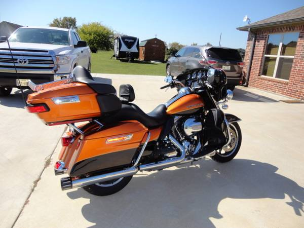 Photo 2014 Harley Ultra Classic Limited - $14,500 (dallas)