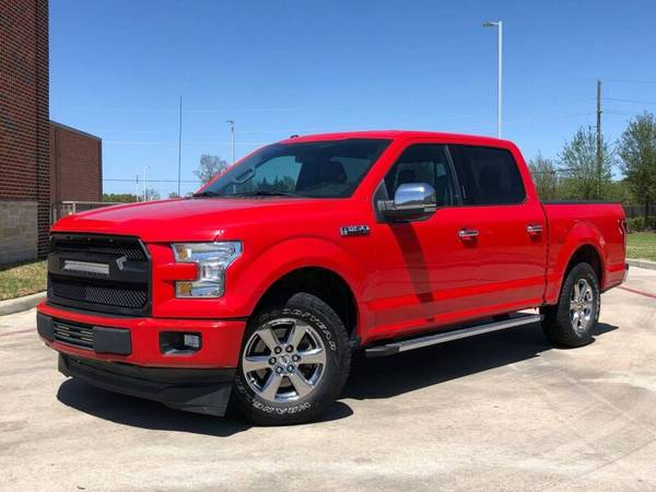 Photo 2016 Ford F-150 XLTCLEAN TTL1 OWNER - $27,000 (ASK FOR VICTOR) (832)604-0178)